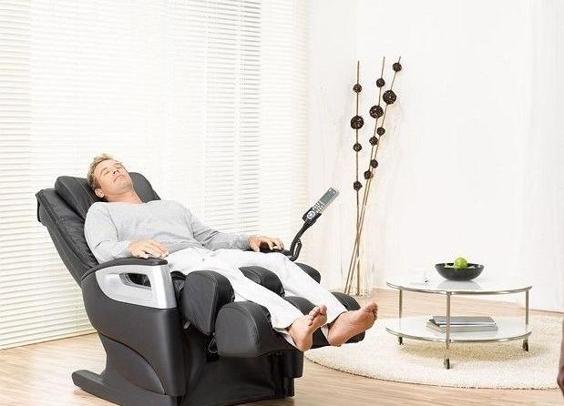 ghế massage toàn thân Nhật bản cao cấp