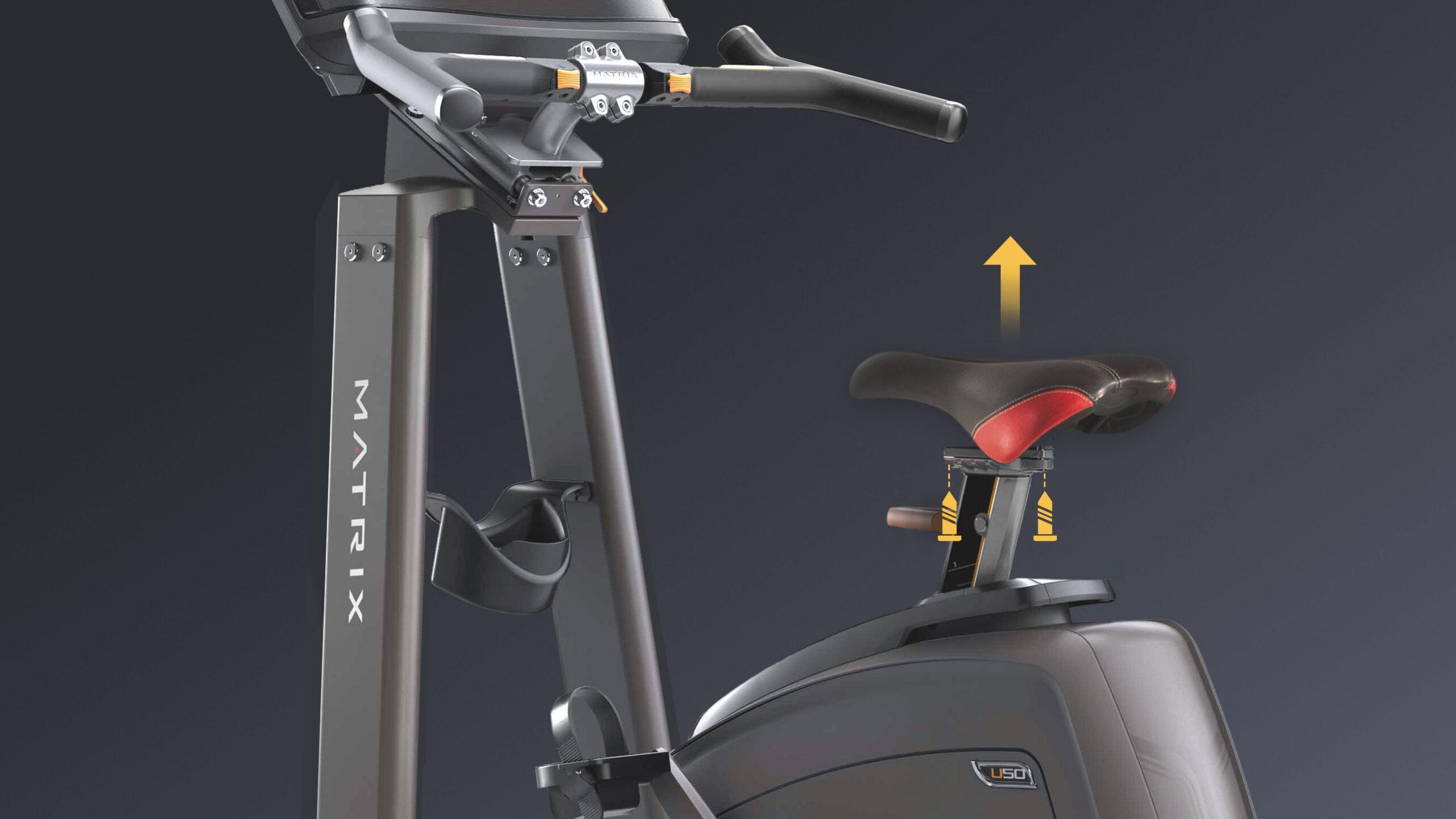 xe đạp matrix fitness