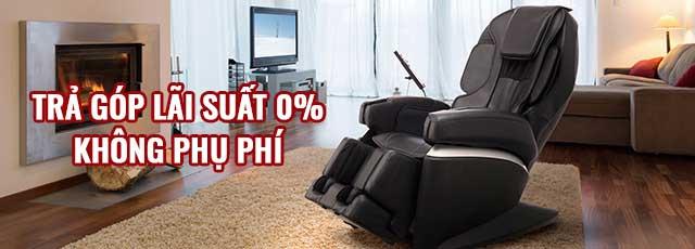 mua ghế massage trả góp 0%