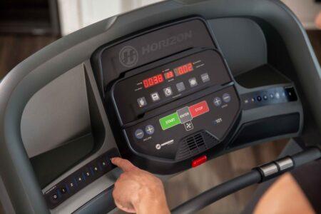 Console của Horizon T101 trực quan, đơn giản và dễ  thao tác ngay cả với người mới bắt đầu