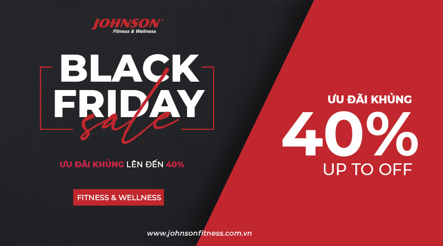 Black Friday: Săn ngay deal sốc - Sale up to 40%