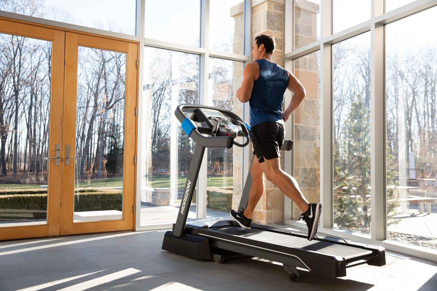 máy chạy bộ điện mỹ và cách kiểm soát cân nặng mùa dịch
