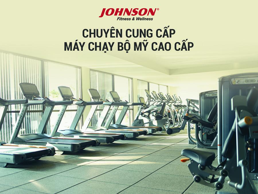 Chuyên bán máy chạy bộ Mỹ cao cấp - Johnson Fitness & Wellness